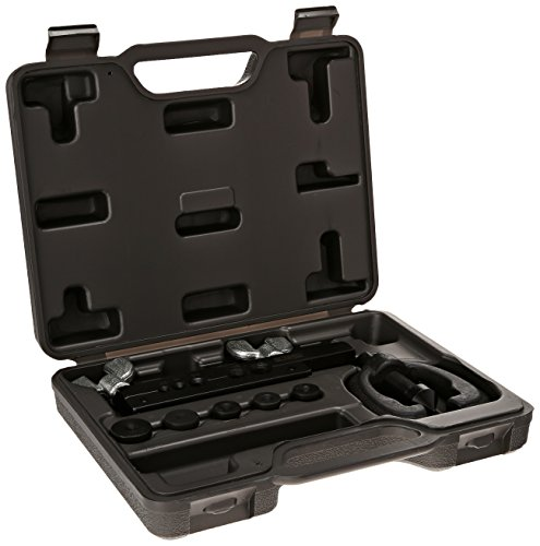 Kit Brake Yoke - K Tool International KTI-70080 Professional Double Flaring Tool Kit
