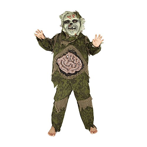 Costume Stickman Toddler (Scare cosplay costumes swamp monster children dress)