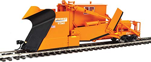 (Walthers BNSF Jordan Spreader #972665)