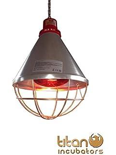 Komodo light standadjustable heightuse over mesh topstortoise titan heat lamp 175w infra red bulb with hilow switch aloadofball Gallery