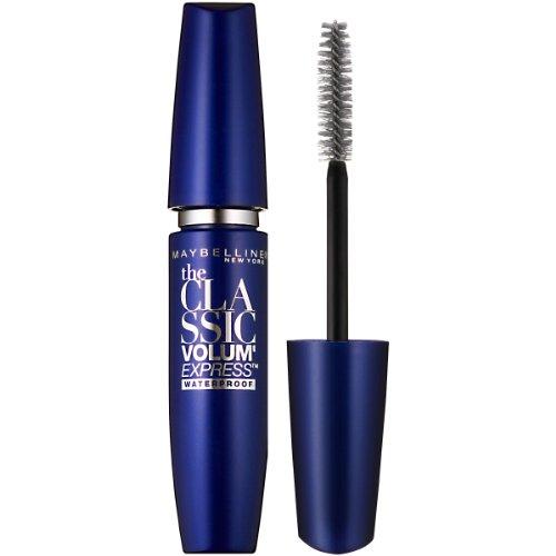 Maybelline New York Volum' Express - Waterproof Mascara, Brownish Black - .34 fl oz