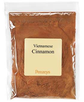 Vietnamese Cinnamon Ground By Penzeys Spices 2.6 oz 3/4 cup bag
