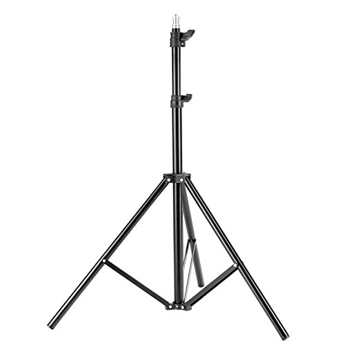 Neewer 75'/6 Feet/190CM Photography Light Stands for Relfectors, Softboxes, Lights, Umbrellas, Backgrounds