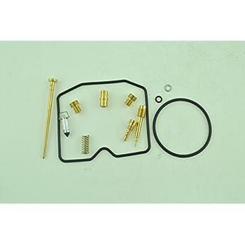 amazon com carb rebuild kit repair for kawasaki prairie 360 kvf360 Honda TRX450ES Wiring-Diagram repair rebuild kit for kawasaki kvf300 99 02 prairie 300 carb kvf 300