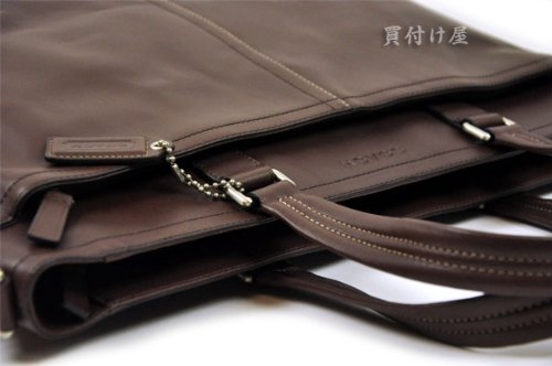 9c3d13b99f1c Amazon | [コーチ] COACHメンズ レキシントン レザー トートF70673 SV/MA [並行輸入品] | Amazon Fashion