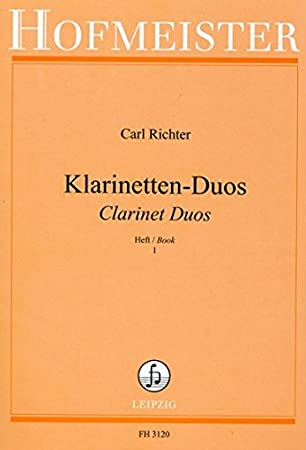 Klarinetten-Duos Band I