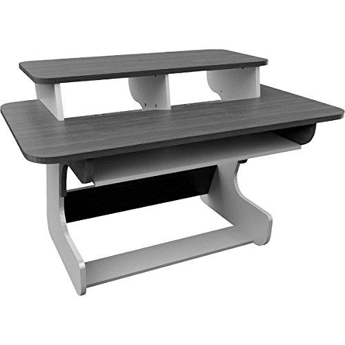 Zaor Miza 61 Studio Desk Titanium/Wenge by Zaor