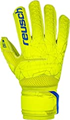 Reusch's SG soft grip foam is a high quality palm made of a natural and synthetic latex mixture and provides a reliable grip