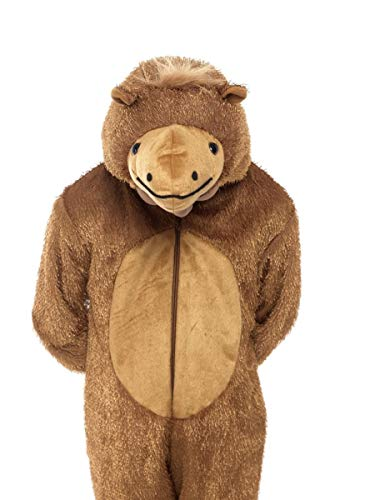 Kids Camel Costume Christmas Nativity Play Fancy Dress Child Outfit 7-9 Years