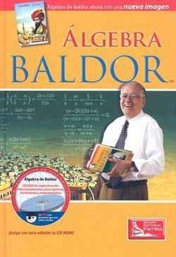 Dr. Aurelio Baldor: Algebra (Hardcover - Spanish); 2009 Edition