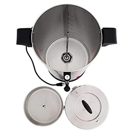 Waring Commercial WCU110 S//S 120V 110 Cup Coffee Urn Waring Products