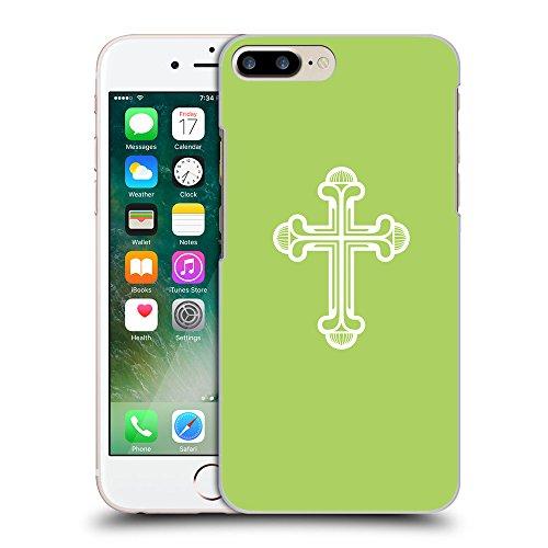GoGoMobile Coque de Protection TPU Silicone Case pour // Q09380628 Croix chrétienne 48 poule // Apple iPhone 7 PLUS