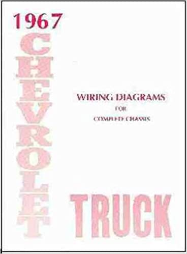 1969 Chevrolet Truck Pickup Complete 8 Page Set Of Factory Electrical Wiring Diagrams Schematics Guide Covers Stake Panel Suburban Van Conventional 2wd 4wd Forward Control Bus 1 2 Ton Ton 1 Ton 1
