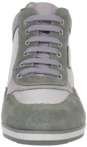 Geox Sage Femme Mode Vert F Baskets Illusion rwqfYZr