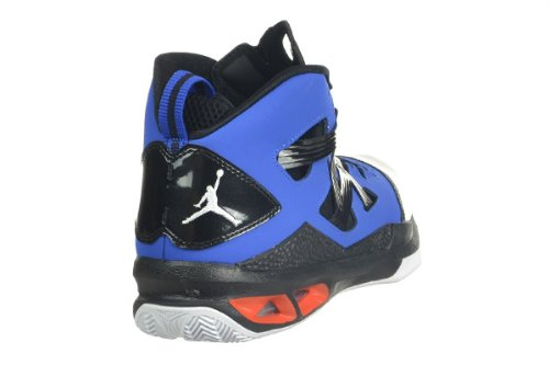 online store 19467 3ebb5 air jordan melo m9 black and orange