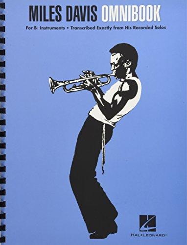 - Miles Davis Omnibook: For Bb Instruments