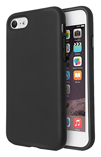 the best attitude 64803 308a1 iPhone 8 Case, iPhone 7 Case, Fuleadture Liquid Silicone Gel Rubber  Shockproof Phone Case Slim Soft Full Protective Cover with Microfiber Cloth  Lining ...