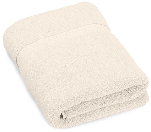 Pinzon Luxury 820-Gram Cotton Bath Towel, Cream
