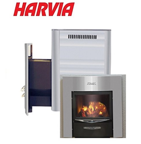 Harvia 20 DUO wood burning sauna heater