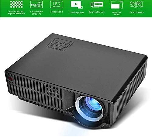 Proyector Proyector de video, con 280 pulgadas 1080P 3500ansi ...