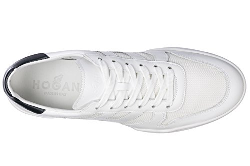 Sneakers White Men's Leather Hogan Trainers Shoes h357 BqIwxxdFY