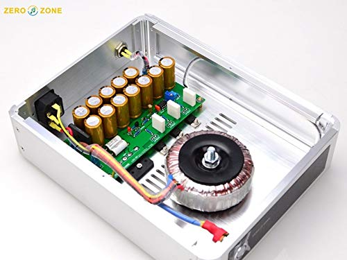 Pukido NEW LDO80S high performance linear power supply 80VA 5V-19V - (Plug Type: US) (Linear Power 19v Supply)