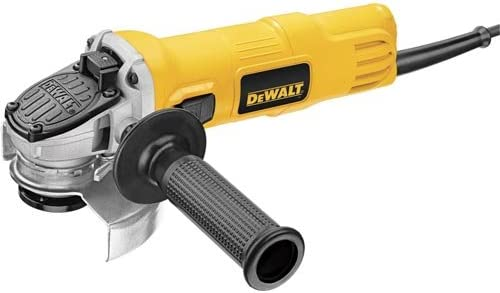 DEWALT Angle Grinder, One-Touch Guard, 4-1 2 -Inch DWE4011