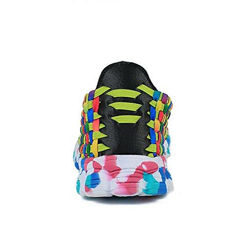 Shoes Fitness Xiaoyouyu Vert Basses Femme x5aa4Tw