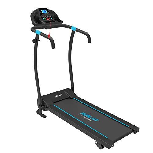 🥇 PRIXTON Run Fit – Cinta de Correr Electrica Plegable con Velocidad e Inclinación Regulable