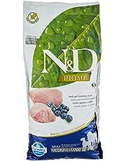 N&D Prime Kuzu & Yaban Mersini Adult Med & Maxi, 12 Kg