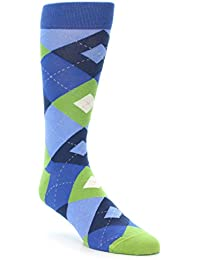 Mens Argyle Groomsmen Wedding Socks