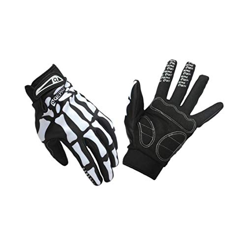 Contifan Winter Gloves Windproof Bicycle Riding Gloves Skeleton