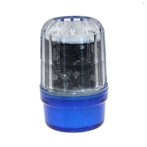 Faucet Water Purifier – SODIAL(R)Coconut Carbon Water Purifier Filter Cleaner Cartridge Home Kitchen Faucet Tap, Blue