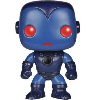 Funko Marvel Blue Stealth Iron Man Pop Vinyl Figure Exclusive
