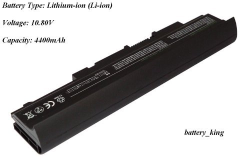 Replacement for TOSHIBA PA3781U-1BRS Laptop Battery(Battery Type: Li-ion, Voltage: 10.80V, Capacity: 4400mAh)