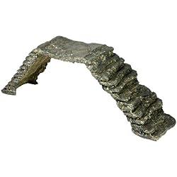 Zilla Reptile Habitat Décor Basking Platform Ramp, Jumbo