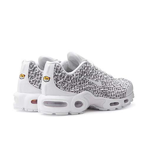 Nike Femme Max 001 Chaussures Plus White Multicolore Air Black de White Gymnastique Se White grw0gx1
