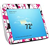 MightySkins Skin for Amazon Echo Show (2nd Gen) - Pink Trooper Storm | Protective, Durable, and Unique Vinyl Decal wrap Cover | Easy to Apply, Remove, and Change Styles | Made in The USA
