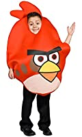 Angry Bird Costume for Kids Light up eyes Size 5 6 7 8 9 10 Boys/ Girls (5-8)