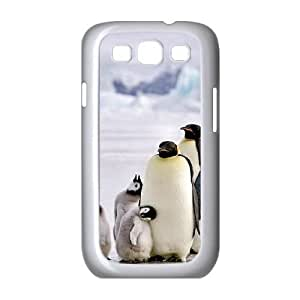 Customized Case Cover for SamSung Galaxy S3 i9300 - Penguin case 3