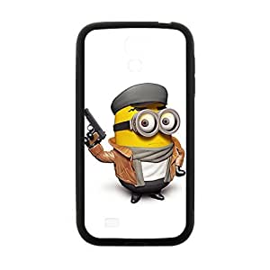 Happy Police Minions Design Pesonalized Creative Phone Case For Samsung Galaxy S4