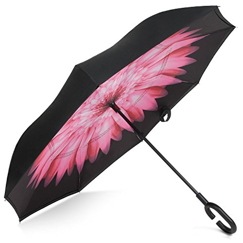 Rainlax Inverted Windproof Protection Umbrellas