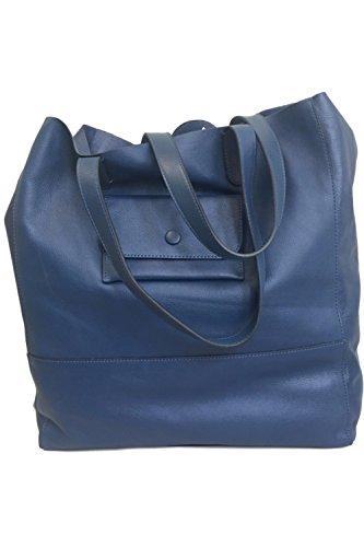 Calvin Klein Women's Shoulder Bag (Navy)