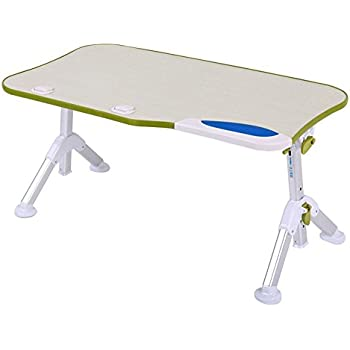Amazon Com Omooly Adjustable Laptop Bed Tray Table