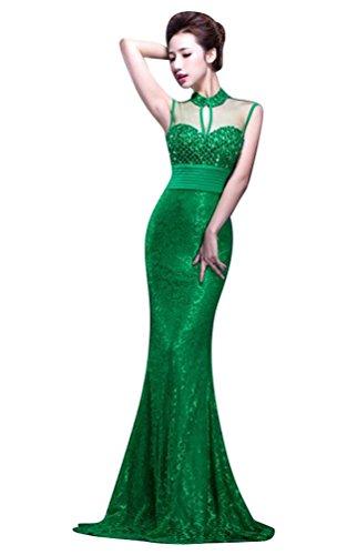 Kleid Grün Damen Emily Grün Beauty H7w4Uqv4