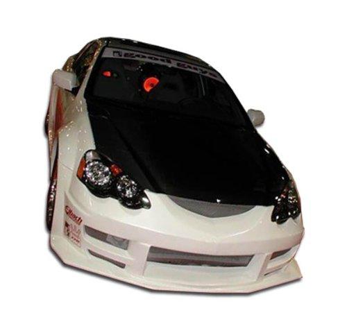 Duraflex ED-YRT-308 GT300 Wide Body Kit - 8 Piece Body Kit - Fits Acura RSX 2002-2004