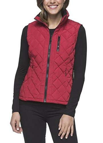 Quilted Ribbed Vest - 1