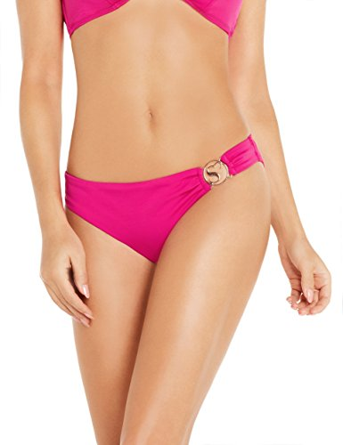 pink Flirty 3300 Bikini Donna Burgina Rosa Swimwear Slip Sylvie z1x0HnH