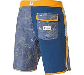 ONEILL Mens 19 Inch Outseam Cruzer Stretch Swim Boardshort
