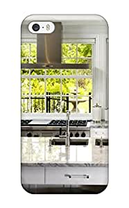 5/5s Scratch-proof Protection Case Cover For Iphone/ Hot Streamlined Oven Hood Minimalizing Impact On Garden View Phone Case